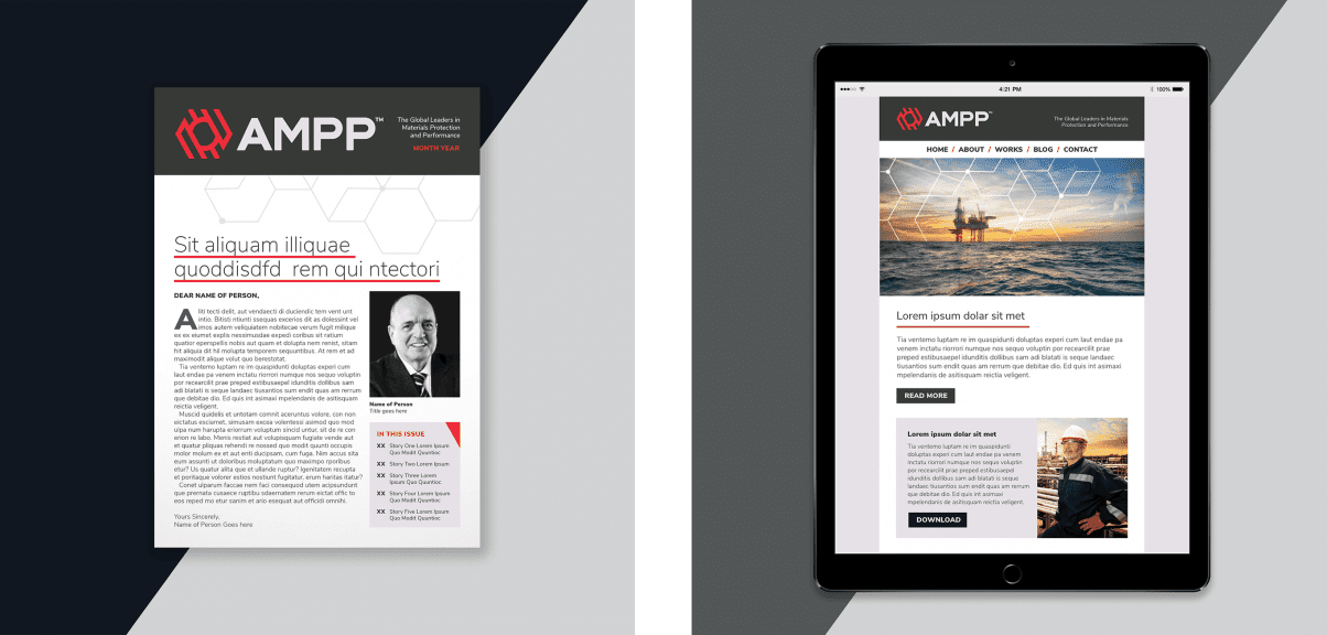 NEWSLETTER AND EMAIL TEMPLATES